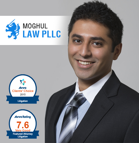 Moghul Law Designed by php programming company in pakistan